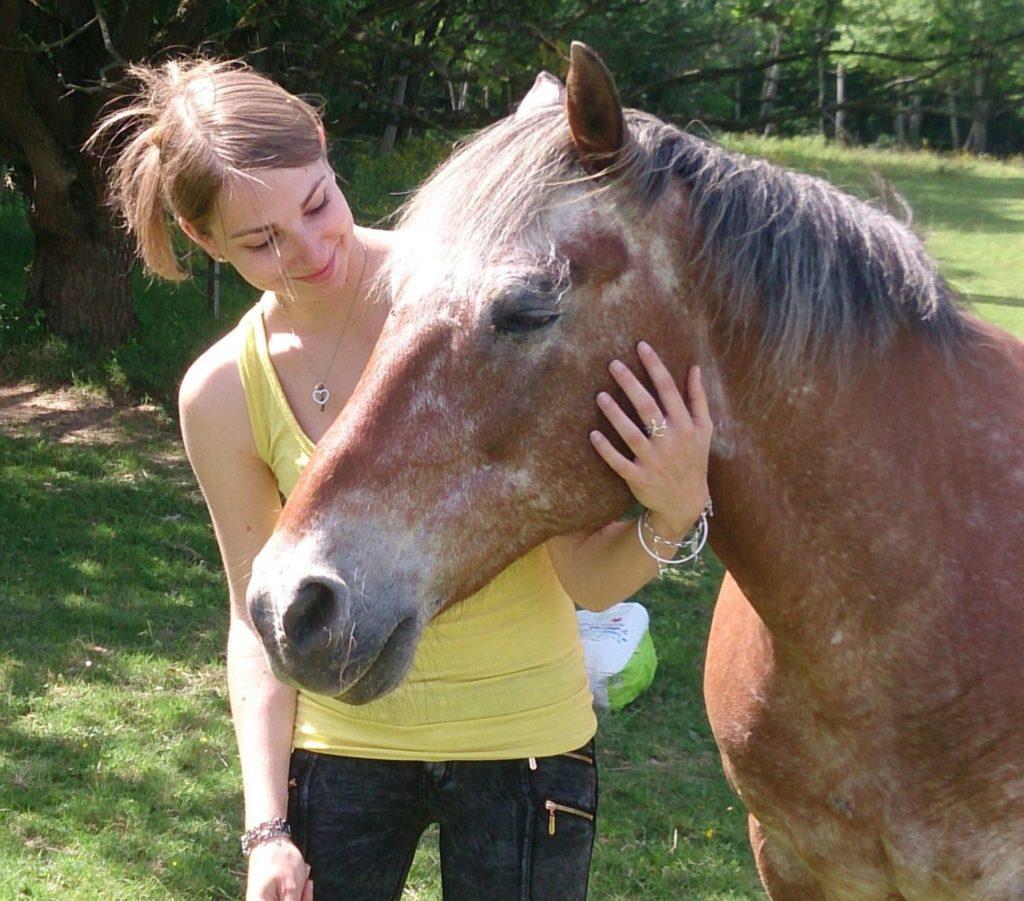 Médiation animale avec les chevaux
